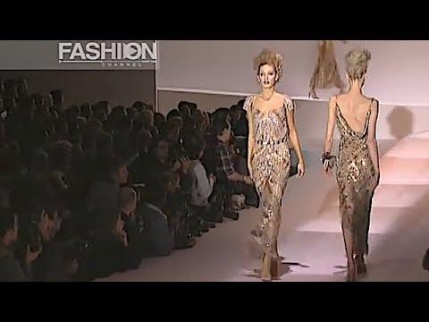VALENTINO Spring Summer 1997 Paris - Fashion Channel