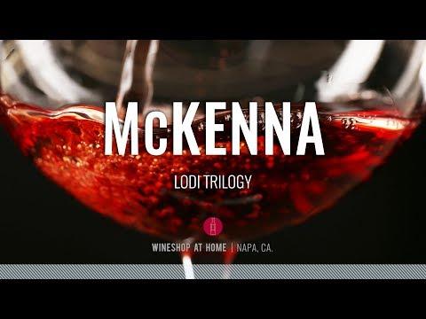 McKenna Lodi Trilogy