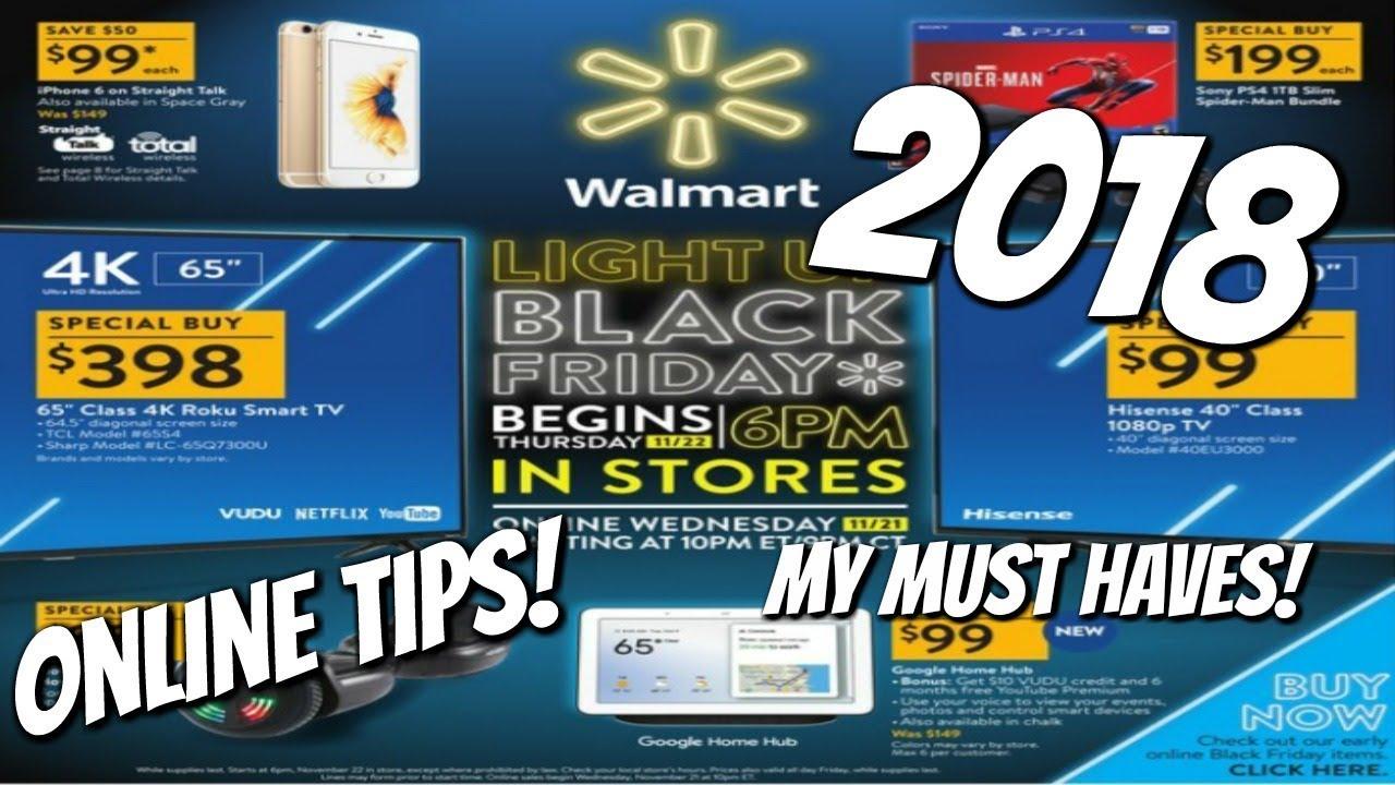 BLACK FRIDAY ADS 2019 WALMART