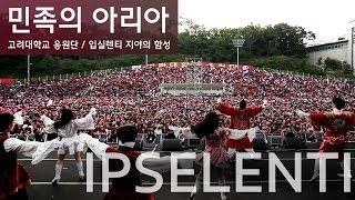 민족의 아리아 Live - 고려대학교 응원단 / 고려대 축제 IPSELENTI