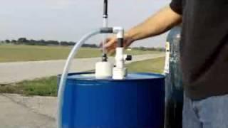 Amazing NEW AirMaster Drum Pump