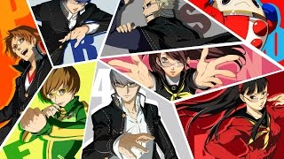 Persona 4: The Animation「AMV」 Darker Side of Me