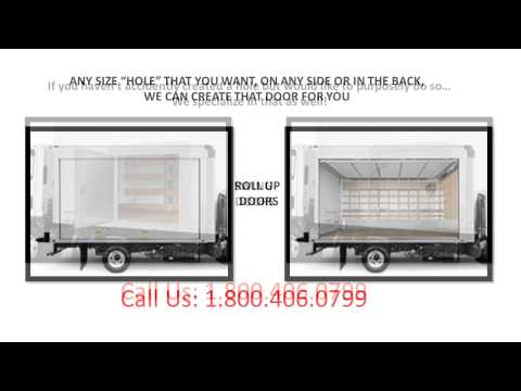 1-800-406-0799 box truck repair cargo truck fix container  trailer  repairs  install emergency