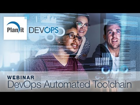 Ask The Expert #4 - A Ground Floor View of DevOps, an Automated Toolchain Demo