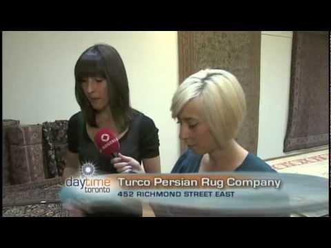 Turco Persian Rug Co Daytime Toronto