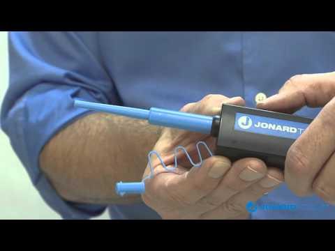 Jonard Tools Fiber Optic Connector Cleaners, FCC-125 & FCC-250