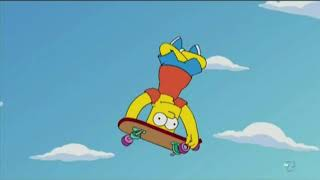 The Simpsons: Skateboard Jump thumbnail