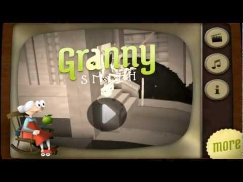 Обзор Granny Smith - Android - Бабуля, ролики и яблочный вор