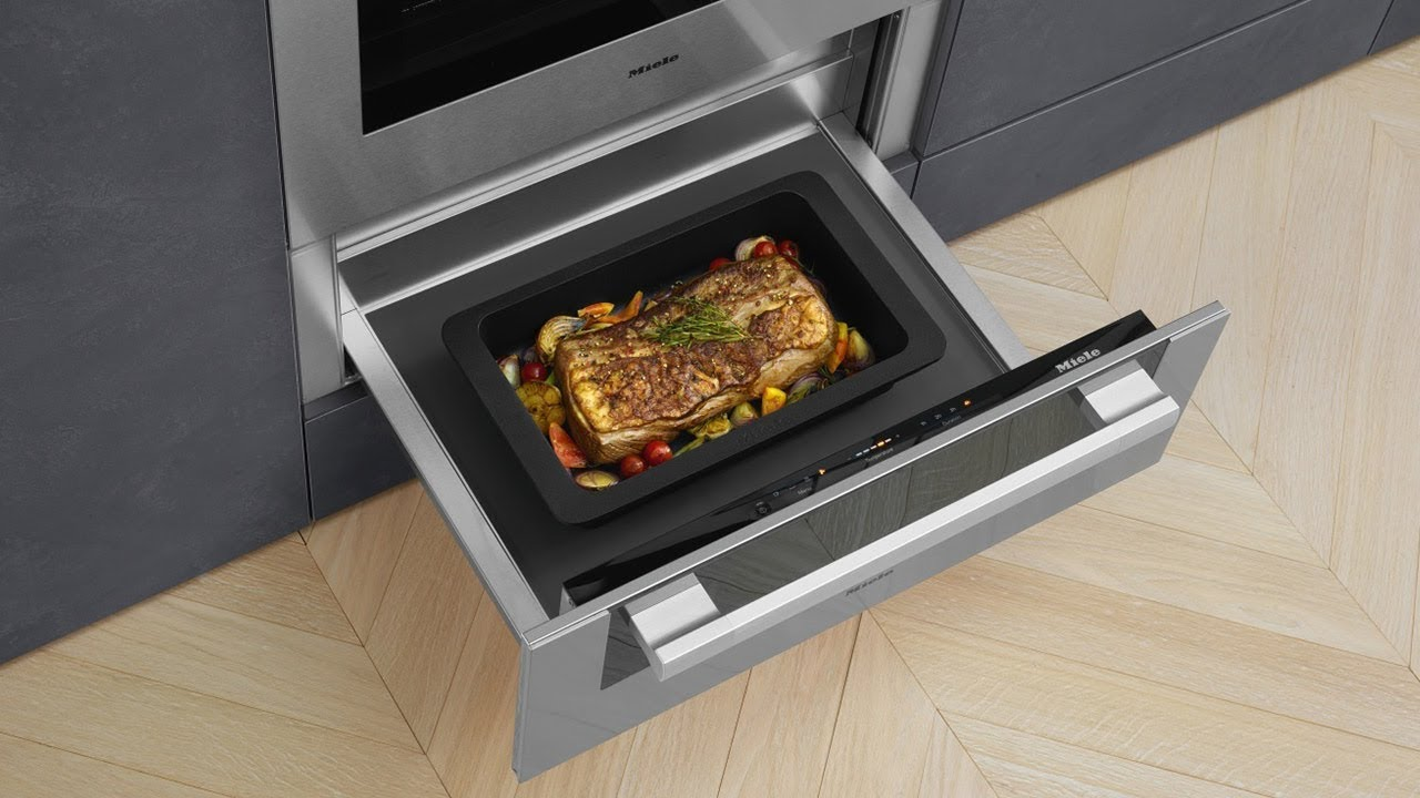 Gourmet Warming Drawers Miele Youtube