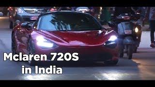 Mclaren 720S in India | Bangalore | #176
