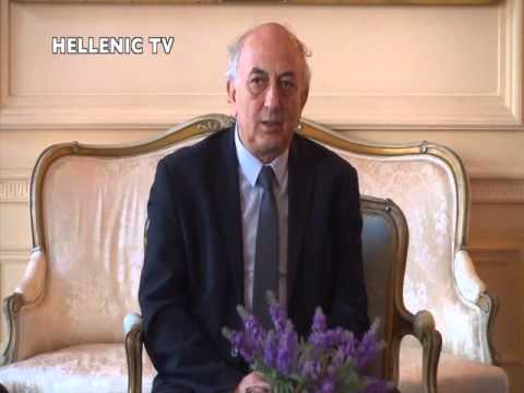ΟΜΟΓΕΝΕΙΑ ΕΔΩ ΛΟΝΔΙΝΟ 11.3.16 PART1  Υφυπουργος Εξωτερικών   Ιωάννη Αμανατίδη στο Λονδίνο