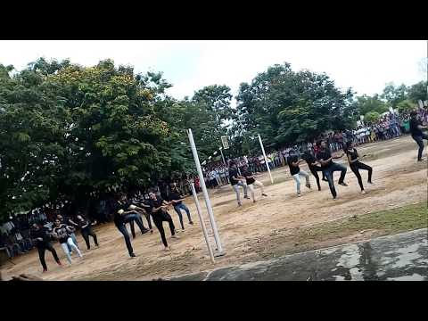 St.martins Engineering College Flash Mob