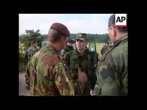 YUGOSLAVIA: KOSOVO: SERB MILITARY WITHDRAWAL COMPLETED