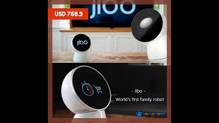 Jibo The World's First Social Robot for the Home