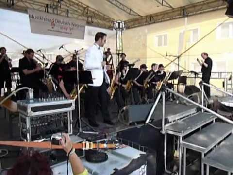 DJ & The Big Band @ Spargelfest 2012