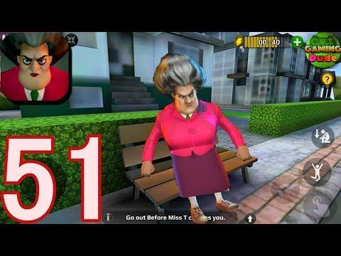 Scary Teacher 3D -  Gameplay Walkthrough Part 51   Android Gameplay HD