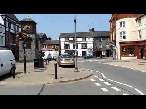 A Trip Through Llanrwst in 30 seconds or less.