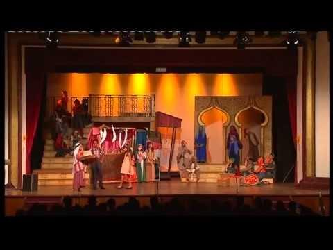 Scheherazade Tales of the Arabian Nights Part 1