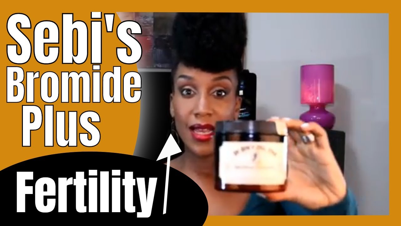 Dr Sebi's Bromide Plus Powder For Healthy Pregnancy and Increased Fertility  | Ep 2