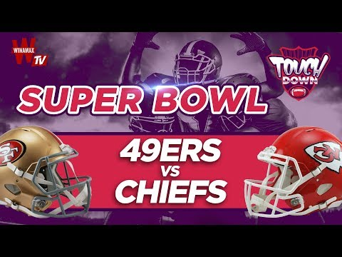 🏈 Super Bowl 2020 : San Francisco 49ers vs Kansas City Chiefs, l'intégrale ! (1/2)