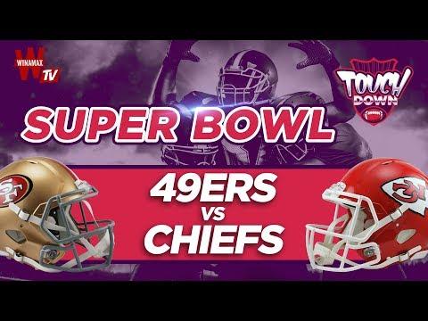 🏈 Super Bowl 2020 : San Francisco 49ers vs Kansas City Chiefs, l'intégrale ! (1/2)