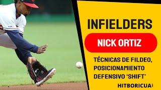 NICK ORTIZ - 1ra Parte – Infielders Nivel Avanzado - Seminarios Virtuales Hitboricua.net
