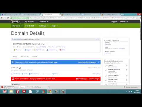 How to activate your domain Lucrazon Global