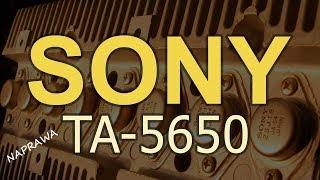 Sony TA-5650 [Reduktor Szumu] #189