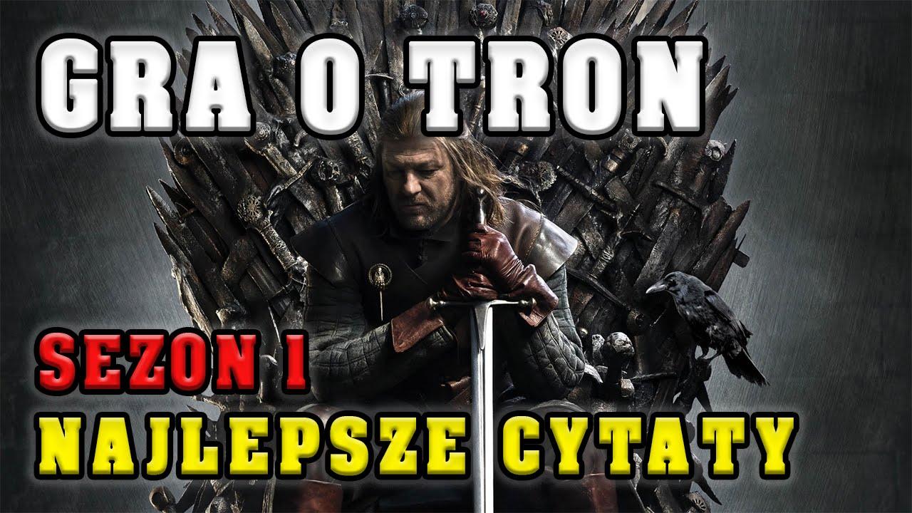 gra o tron cytaty Gra o Tron   Najlepsze cytaty   [SEZON 1]   YouTube gra o tron cytaty