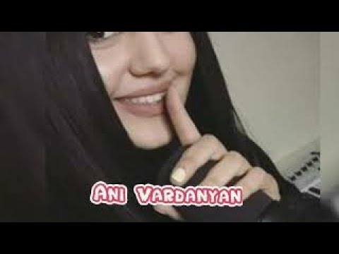 Анивар ( Ani Vardanyan ) Нечего скрывать караоке (lyrce) текст песни
