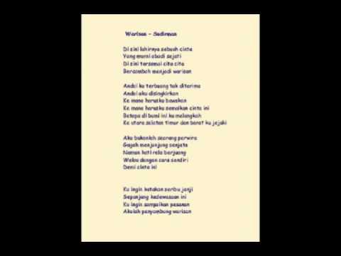 Warisan - Sudirman (Cover by Nizar)
