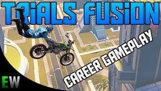 Trials Fusion HD Gameplay