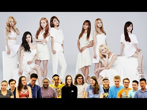Classical Musicians React: SNSD 'Into the New World' vs 'All Night'