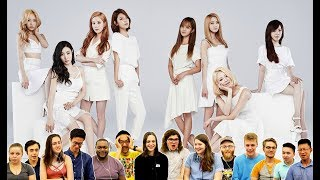 Classical Musicians React: SNSD 'Into the New World' vs 'All Night' - Stafaband