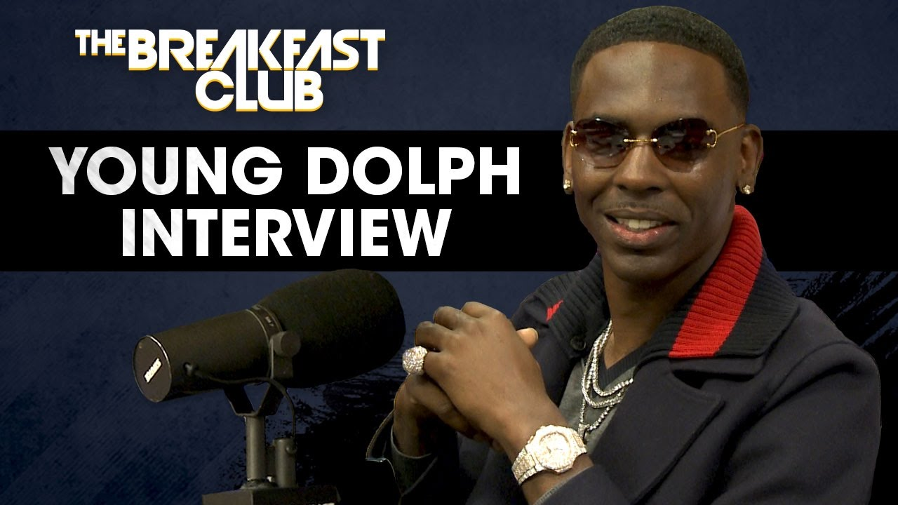 Young Dolph Speaks on Yo Gotti Beef, CIAA Shooting, 'Bulletproof' & More On The Breakfast Club