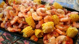 How to boil shrimp