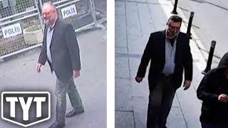 Saudi Officials Go To Disturbing Lengths To Cover Up Jamal Khashoggi Death
