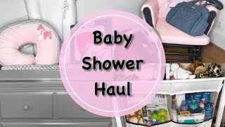 19 & PREGNANT || Baby Shower Haul + First Time Mom/Newborn Essentials