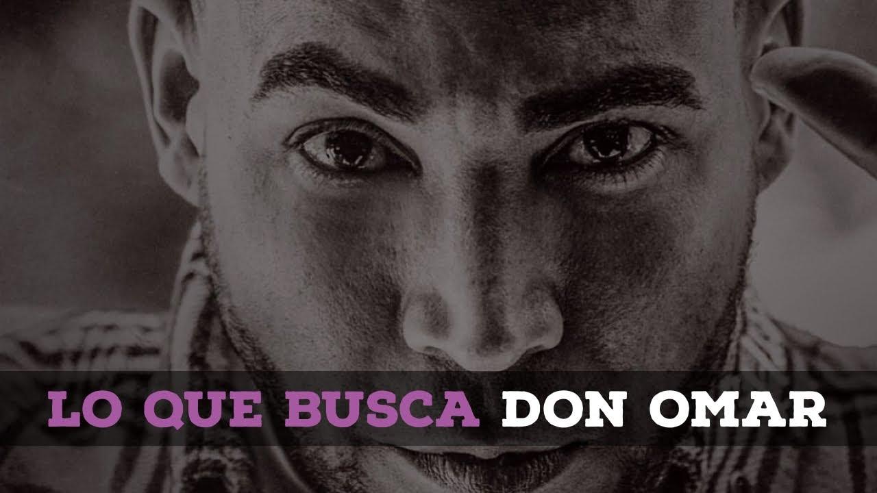 Lo que busca Don Omar en la tiradera de Cosculluela para Daddy Yankee , Residente , Anuel y mas...