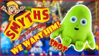 We give Snot a home! Smyths Toys Superstore Christmas Advert 2017 #Picksnot