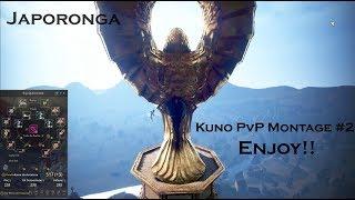 Black Desert - Kunoichi pvp montage #2 (Japoronga)