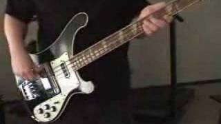 Bass - The Police - Synchronicity II