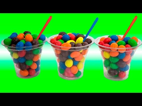 Thumbnail: M&m's cups finding toy surprises for kids