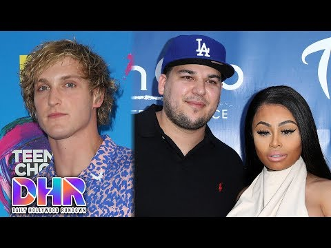 Logan Paul BUSTED For Illegal Operation - Rob Kardashian FIRES BACK At Blac Chyna (DHR)