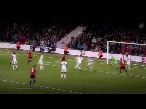 Jack Wilshire Skills AFC Bournemouth 201617
