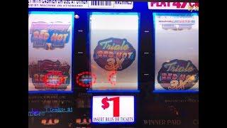 Big Win & Jackpot🌷Triple Cash - Triple Double Butterfly - 2x3x4x5 Super Times Pay @ Pechanga アカフジ