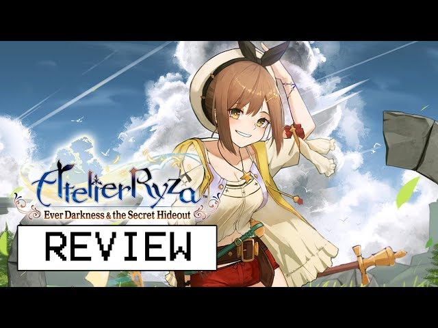Atelier Ryza Ever Darkness & The Secret Hideout Review