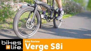 Verge S8i - Ultimate Commuter Tern Folding Bike
