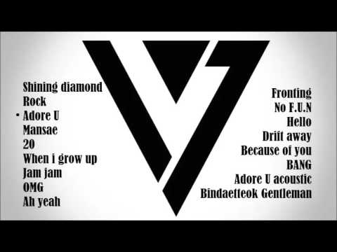 Seventeen Song Compilation