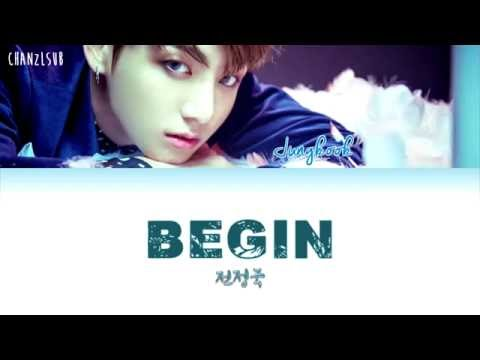BTS Jungkook - Begin (Indo Sub) [ChanZLsub]